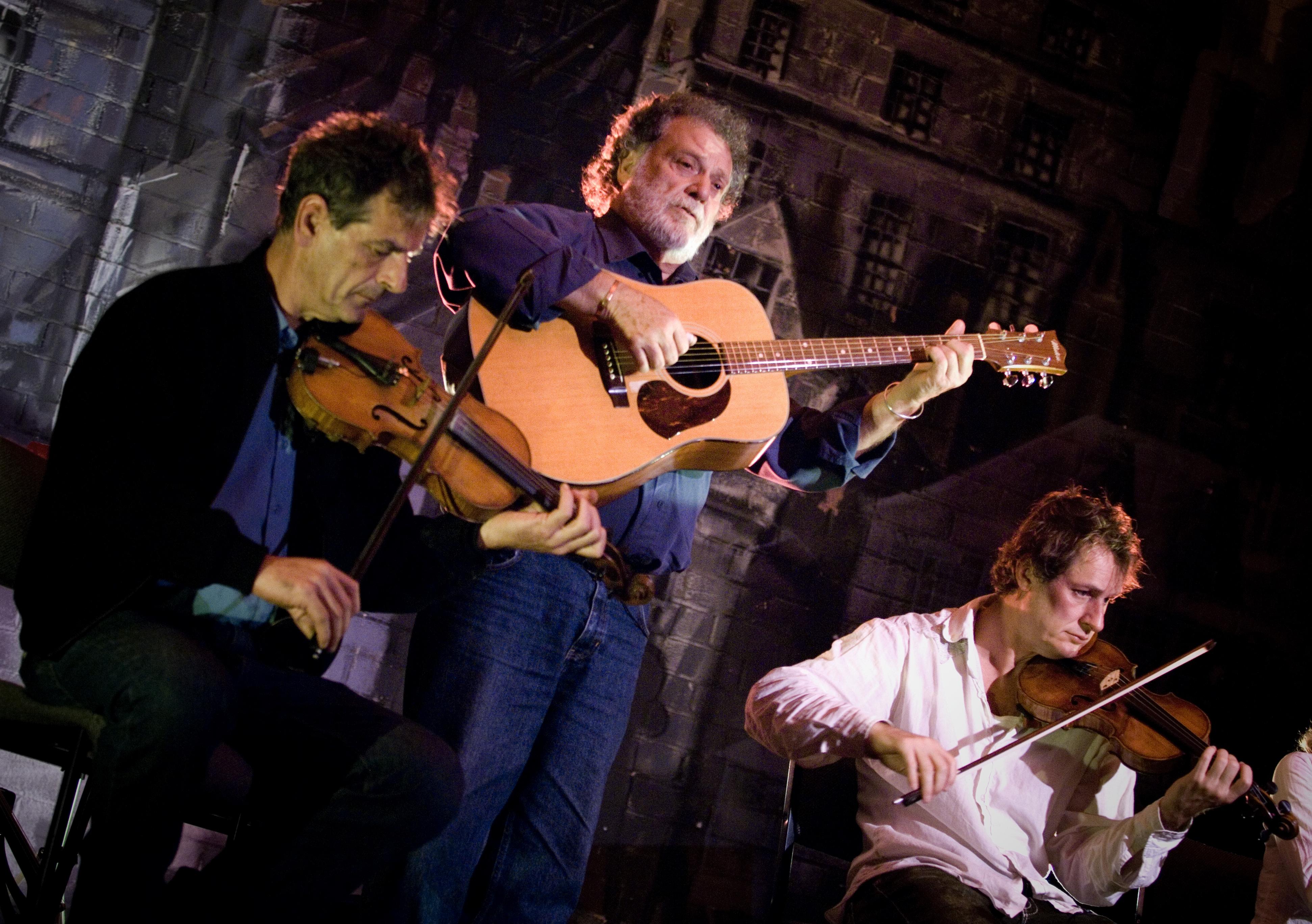 2007 Mike Kerin Danny Spooner + Richard Tognetti