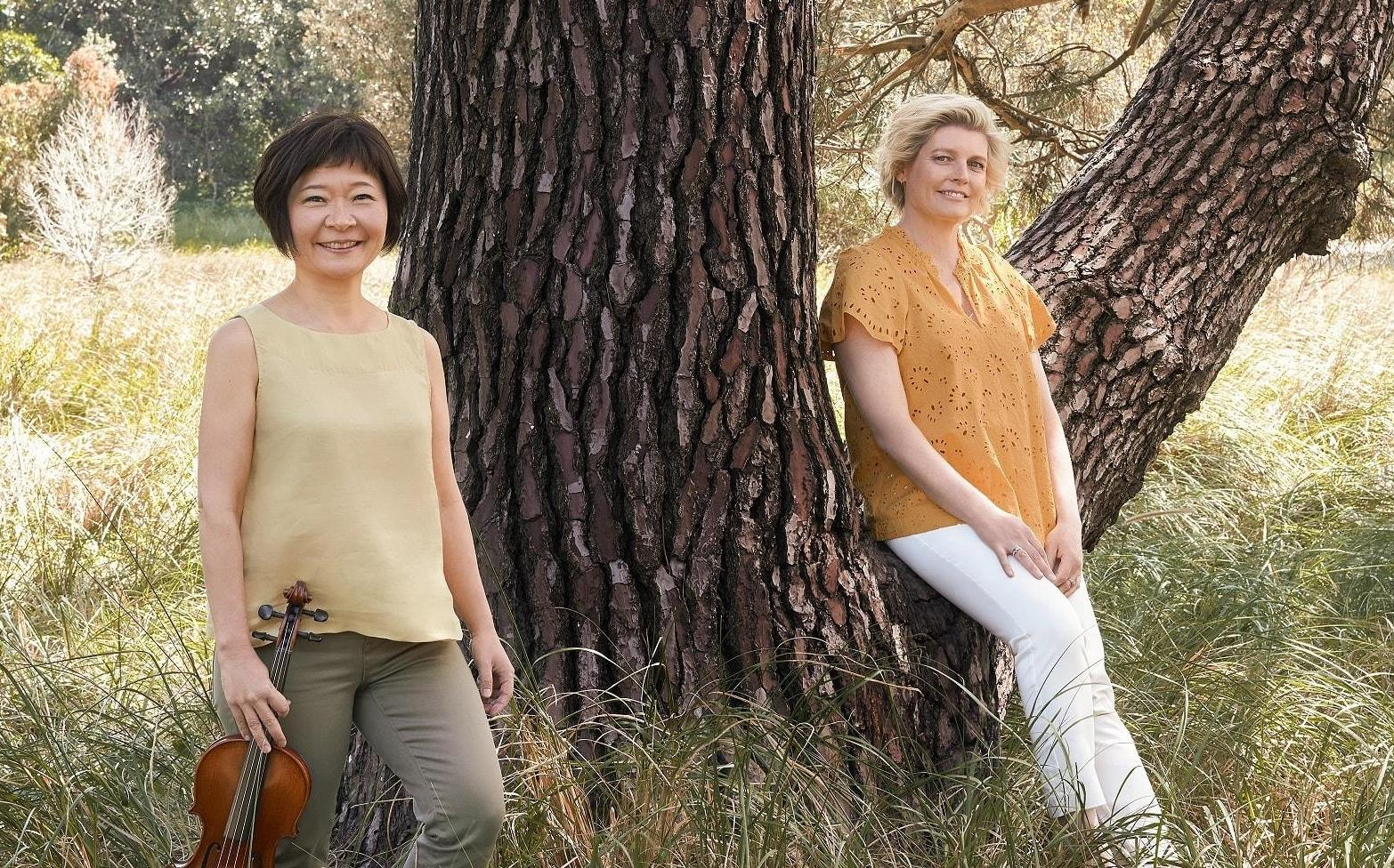 Musicians of the performance The Four Seasons, performing by the the Australian Chamber Orchestra this November.