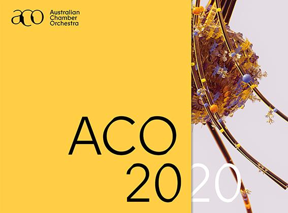 The cover of the 2020 ACO Season Brochure