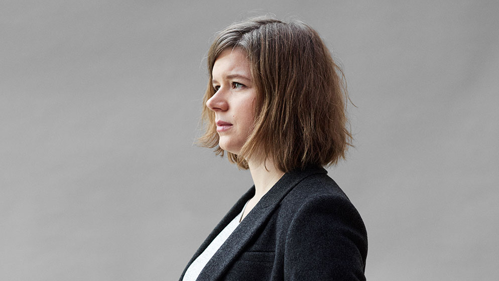 Photo of ACO Violinist Liisa Pallandi