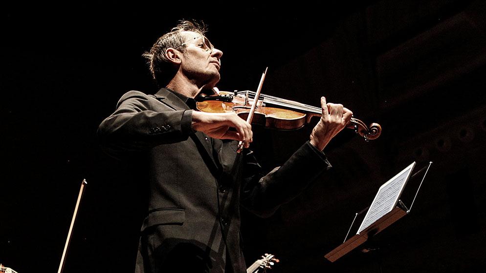 Photo of ACO Artistic Director & Lead Violin Richard Tognetti