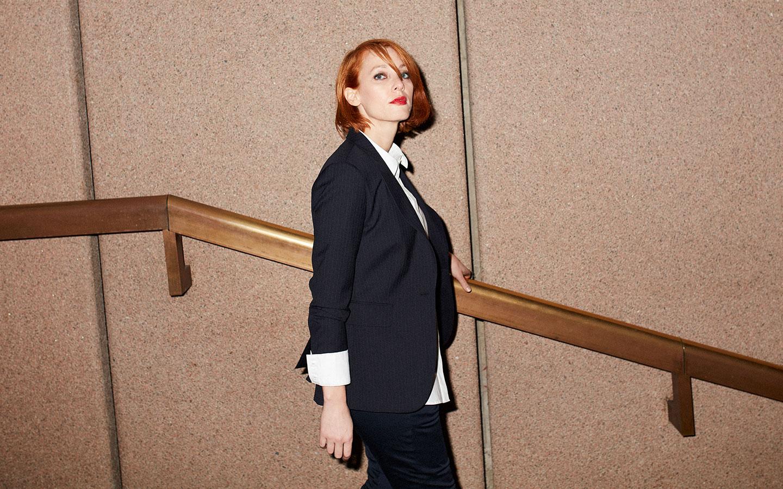 ACO Violinist Maja Savnik