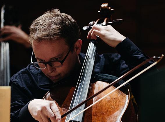ACO Principal Cello Timo-Veikko 'Tipi' Valve
