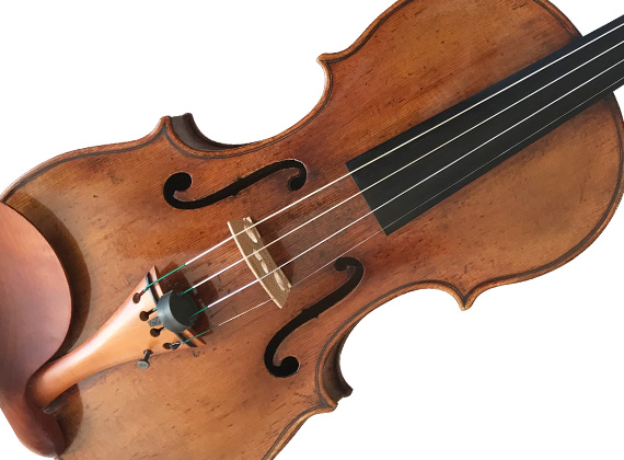 The 1590 Brothers Amati Violin