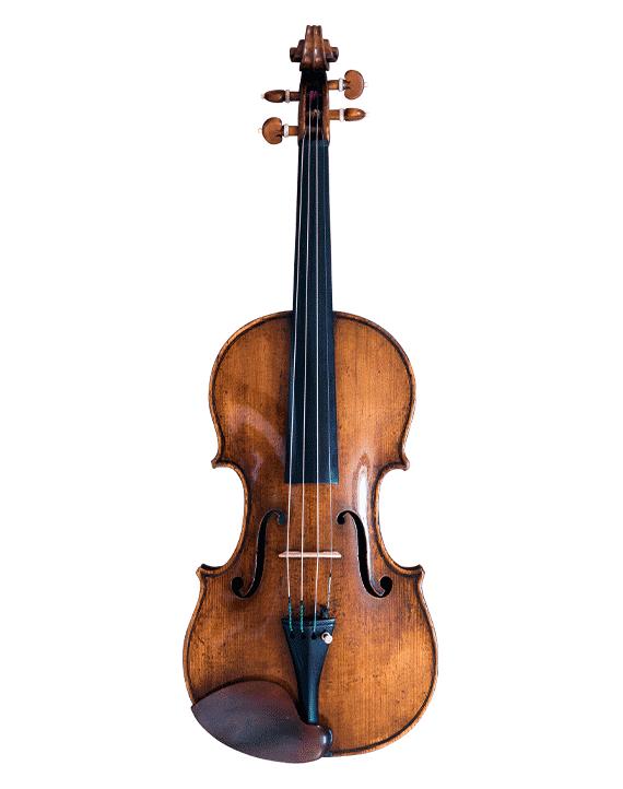The 1726 Stradivarius Violin