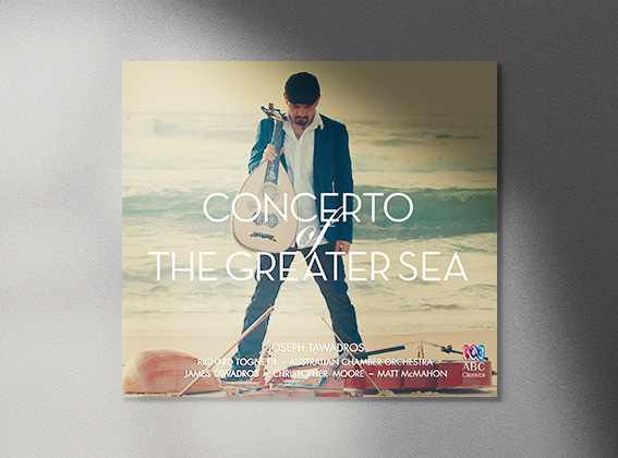 The album cover of 'Concerto of the Greater Sea'