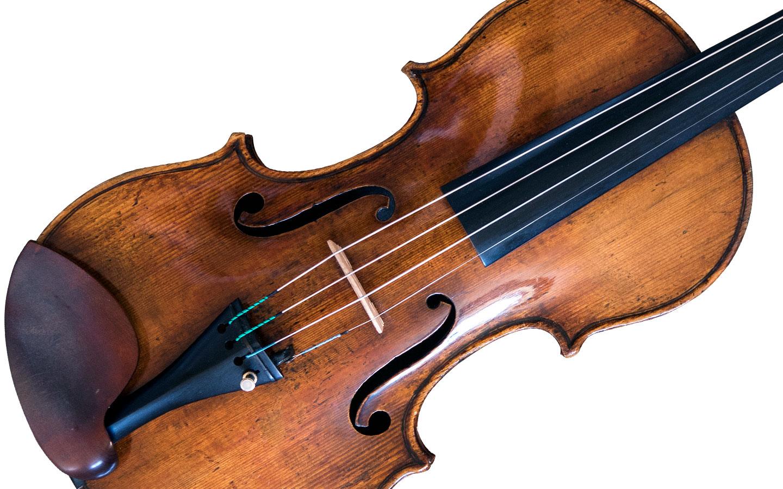 The 1726 'Belgiorno' Stradivarius