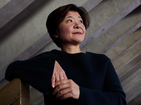 ACO Violinist Aiko Goto