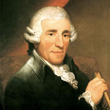 Composer Franz Joseph Haydn