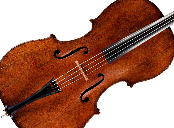 The 1729 Guarneri Cello