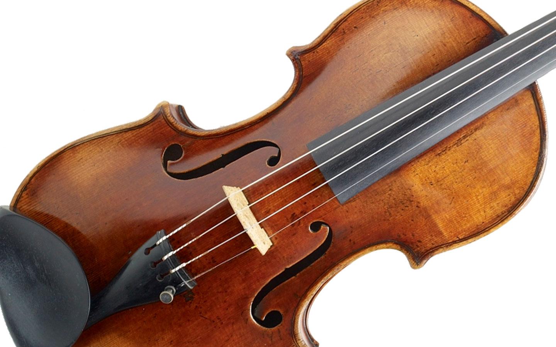 The 1759 Guadagnini Violin