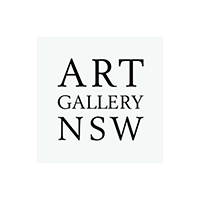 The logo of the Art Gallery of NSW